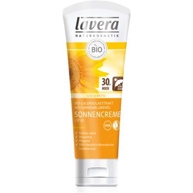Sun Cream 30 gevoelige huid nano-vrij