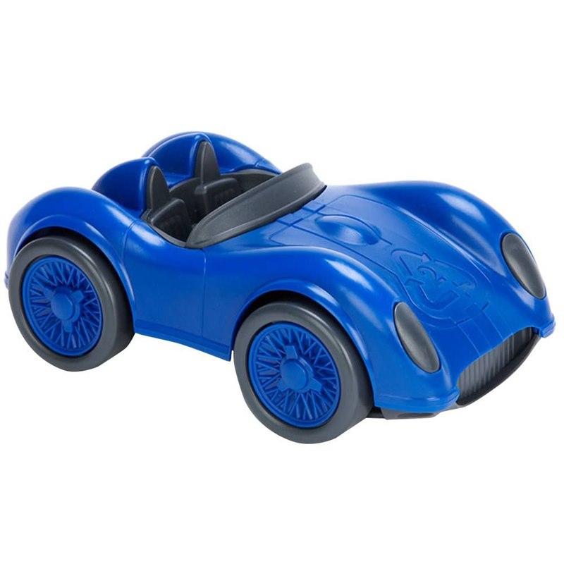 Racewagen van gerecycled plastic Green Toys | GreenJump.nl