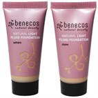 Light Fluid Natural Foundation Benecos