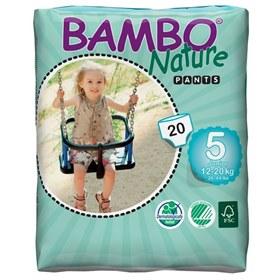 Bambo eco luierbroekjes met ecolabel