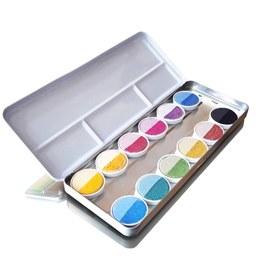 Verf van natuurlijke kleurstoffen