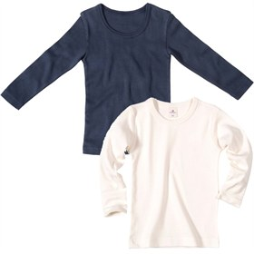 Basic shirt ronde hals Living Crafts