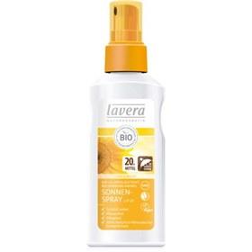 Zonnebrand spray factor 20 nano-vrij
