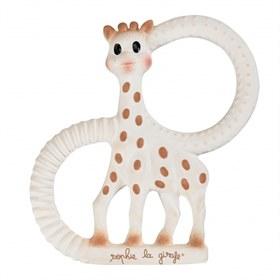 Bijtring natuurrubber So'Pure Sophie de Giraf