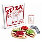 Pizza speelset gerecycled materiaal Green Toys