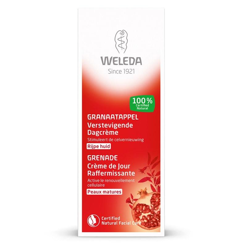 weleda gezichtscreme granaatappel