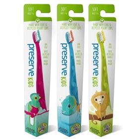 Kindertandenborstel soft