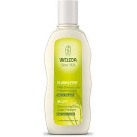 weleda pluimgierst shampoo normaal haar voor frequent gebruik