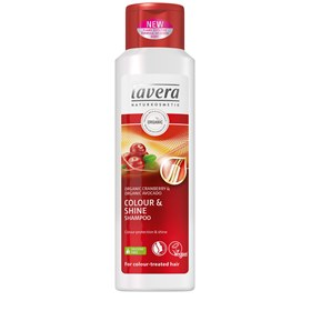 Colour & Shine shampoo Hair Pro Lavera