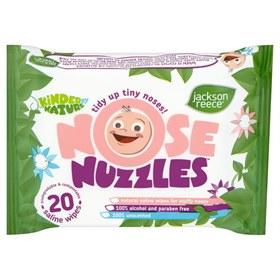 Nose Nuzzles Verkouden neusjes doekjes