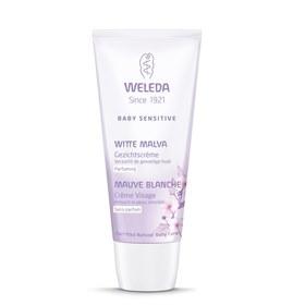 Baby sensitive gezichtscrème Witte Malva
