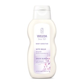 Baby sensitive bodymilk Witte Malva