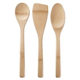 Bamboe keukenhulpjes set van 3
