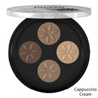 Beautiful eyeshadow Quattro Lavera Cappuccino Cream
