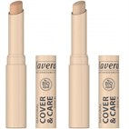 Cover and Care Stick Lavera