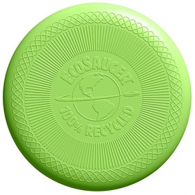 Frisbee gerecycled kunststof Green Toys
