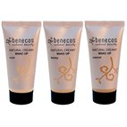 Natural creamy foundation Benecos