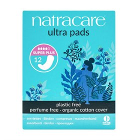 Maandverband ultra Super plus eco Natracare
