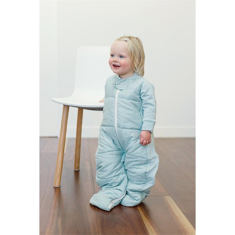 ergopouch sleepsuit winter biokatoen 3 5 tog ergopouch. Black Bedroom Furniture Sets. Home Design Ideas