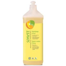Eco handzeep Citrus navulling 1 liter