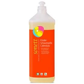 Calendula schuimzeep navulling kids 1 liter