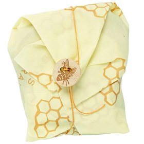 Bee Wrap sandwich bag herbruikbaar