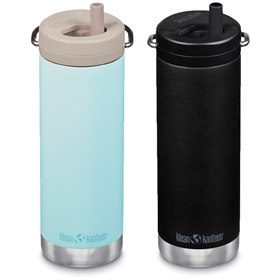 Drinkbeker Lekdicht RVS TKWide Insulated Twist Cap 473 ml Klean Kanteen