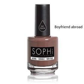 Nagellak Eco zonder schadelijke stoffen - Boyfriend Abroad