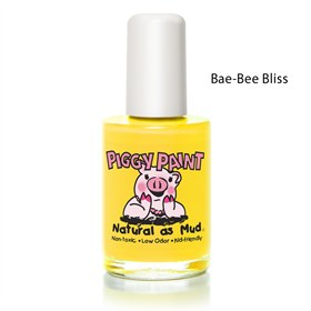 Gifvrije kindernagellak ecologisch Bae-Bee Bliss Piggy Paint