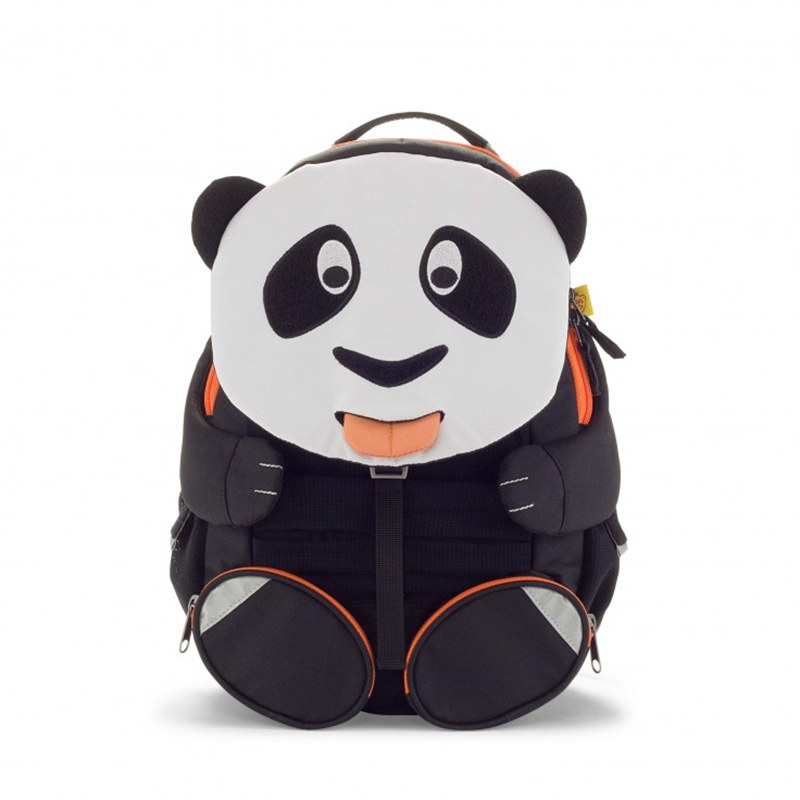 1576ad4f471 Eco Kinderrugzak 3-5 jaar Panda Affenzahn gerecyclede PET-flessen