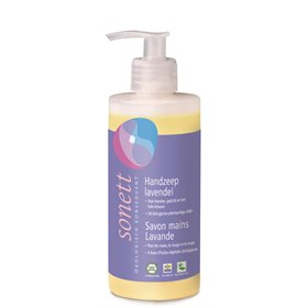 Handzeep eco Lavendel met pompje 300 ml