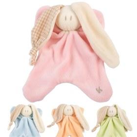 Knuffel Bio katoen Little Toddel vanaf de geboorte