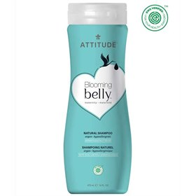Blooming Belly Natural Shampoo Argan Attitude