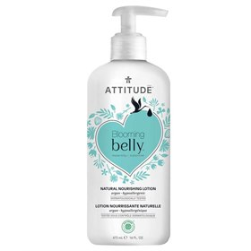 Body Creme Blooming Belly Natural Attitude