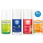 24h Roll-On Deodorant Weleda