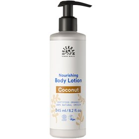 Bodylotion met pompje 245 ml Kokos Urtekram
