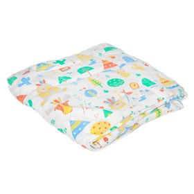 Piccalilly Fitted Cot Sheet in Bag Little Langdale