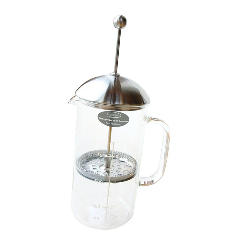 verse koffie zetten