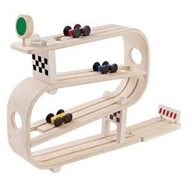 Image of Houten speelgoedracebaan
