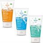 Kids 2-in-1 Shampoo & Body Wash zachte vanille Weleda