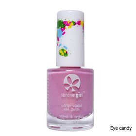 Veilige Eco kindernagellak Peel-Off Eye Candy Suncoat Girl