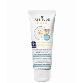 Natuurlijke Baby Body Cream gevoelige huid