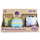 Baby speelgoed starterset gerecycled plastic Green Toys