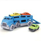 Autotransporter gerecycled materiaal Green Toys
