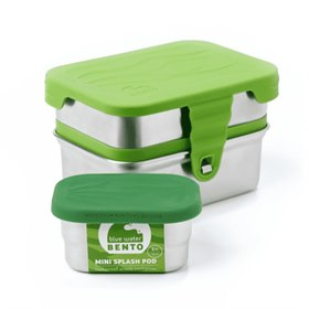 Splashbox 3-in-1 lekdichte lunchbox plastvrij EcoLunchbox