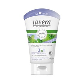 3 in 1 Wash Scrub Mask Lavera